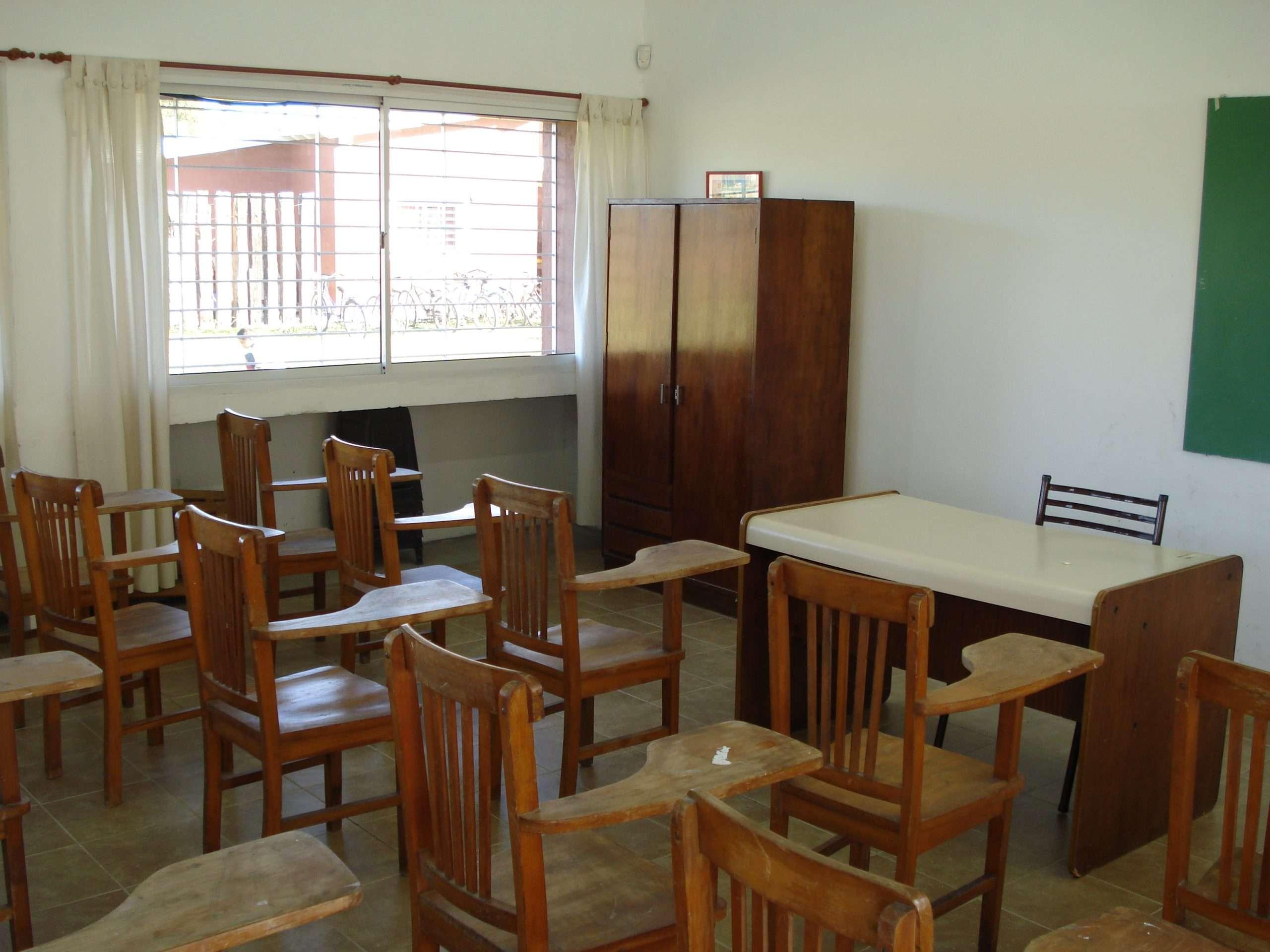 4 - Instalaciones del Centro educacional Cuatro Vientos