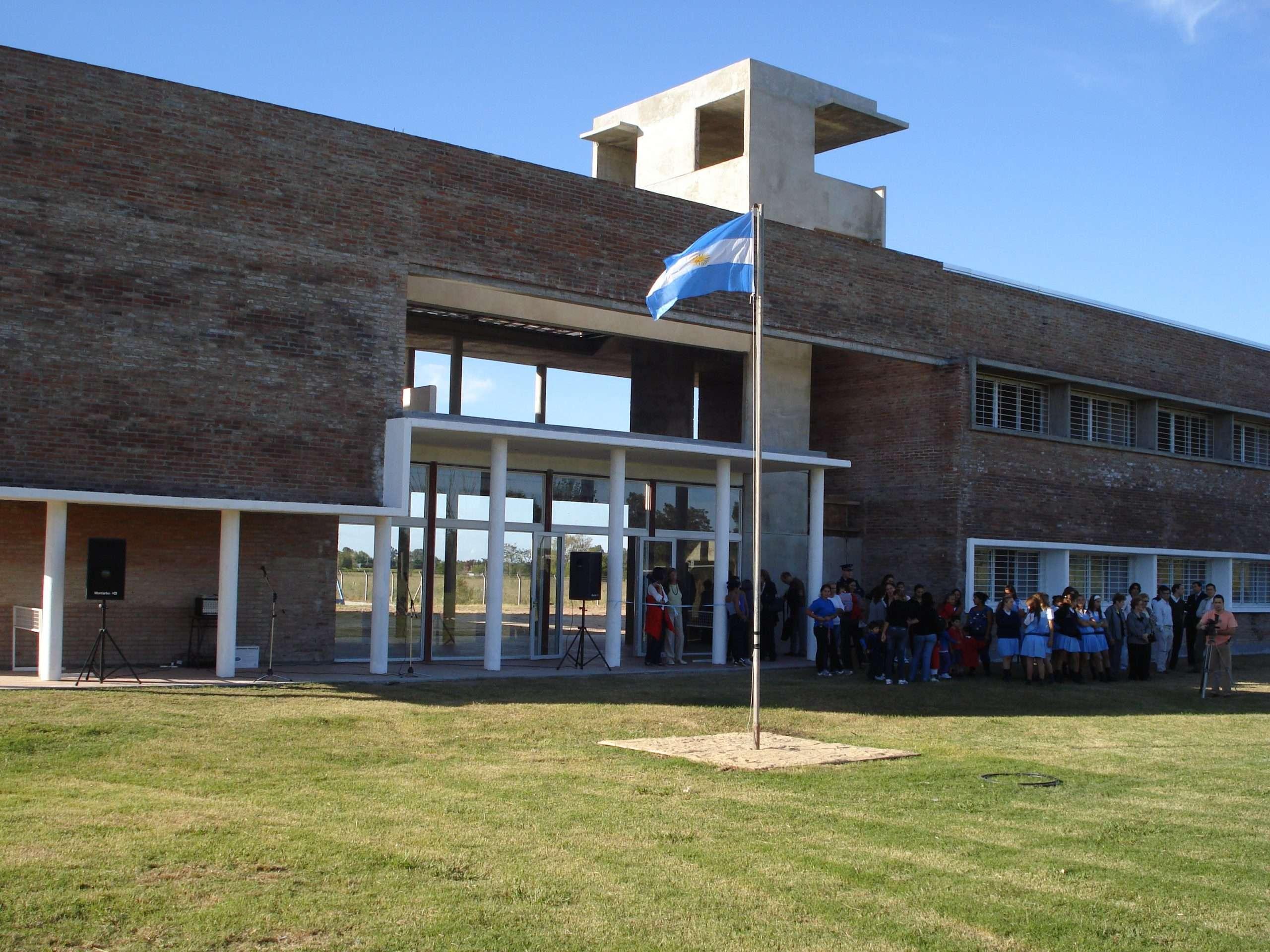 6 - Inauguración del Centro educacional Cuatro Vientos
