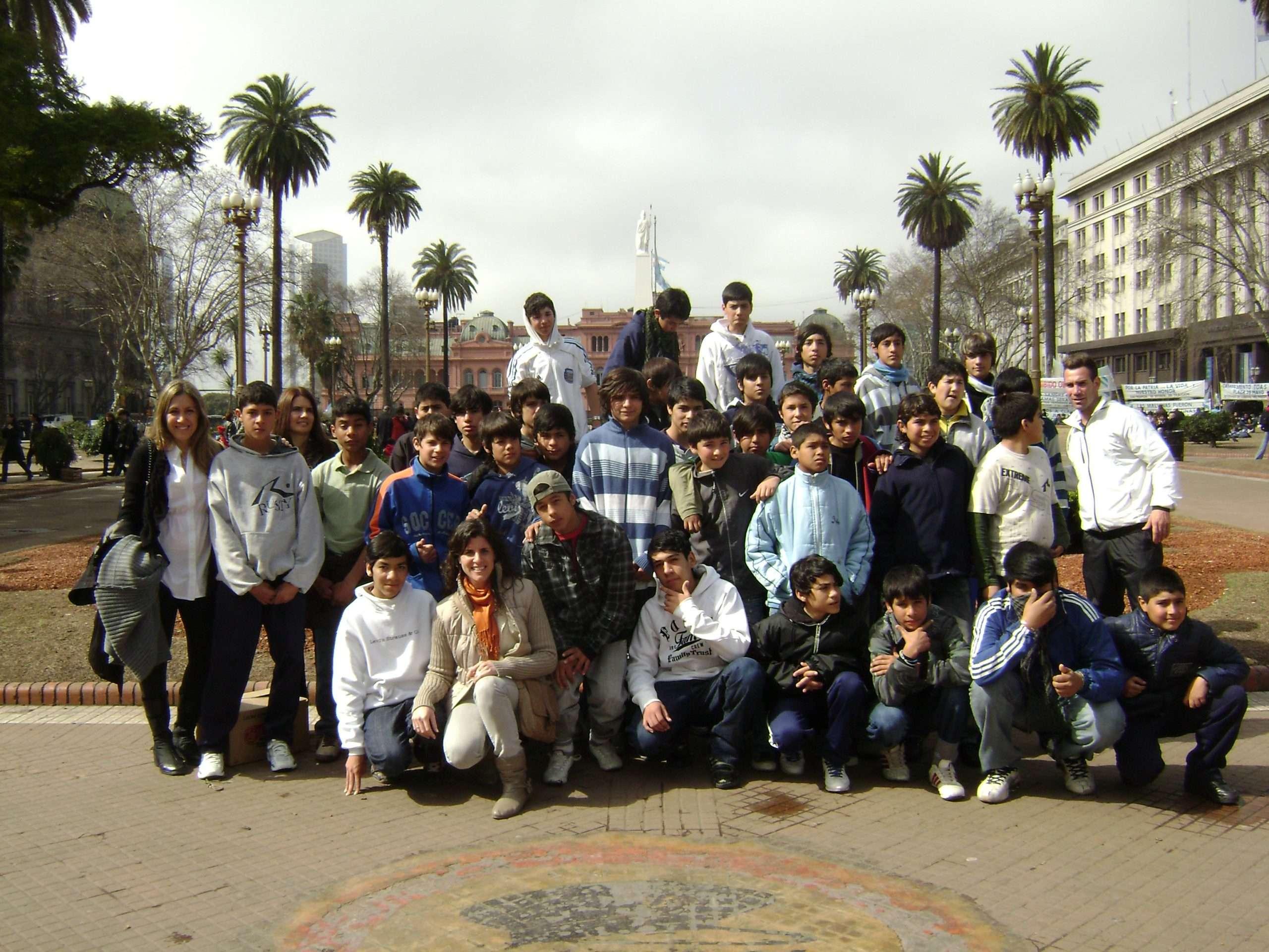 7 - ARAS - Viaje a Buenos Aires